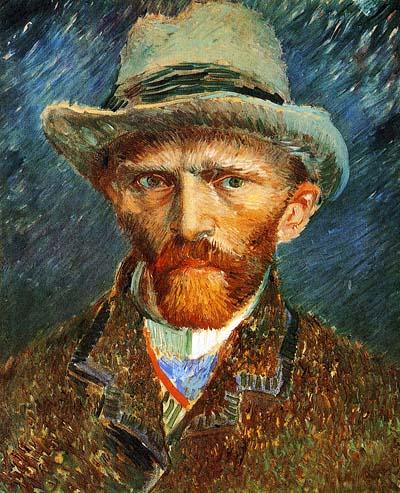 Vincent Fou Roux Van Gogh Brett Crockett Bcrockett